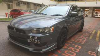 Mitsubishi Lancer 2.0A Mivec 2008 AAA Condition