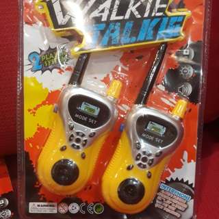 Walkie talkie 100 meter distance