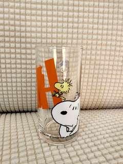 Snoopy有耳玻璃水杯