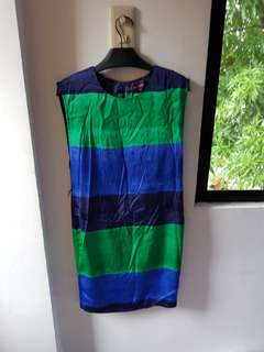 Master Mission from US Color Block Dress