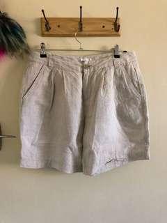 TARGET Linen Shorts