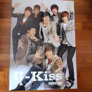 U-Kiss Poster