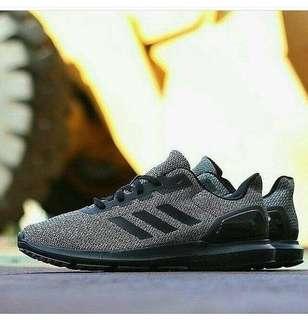 Dijual Sepatu Adidas Cosmic 2 grey black ORIGINAL (BNWB)