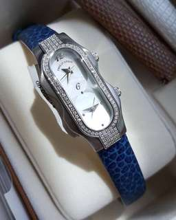 Philip Stein Mini With Real diamonds