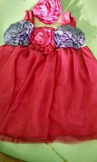 Dress lucu anak