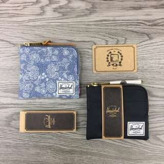Herschel Wallet real