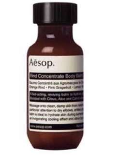 Aesop Travel Body Balm / Cleansing Slab