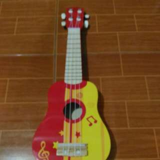 Ukelele Red For Kids