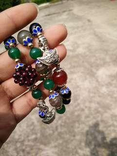 彩寶手珠(單條賣)