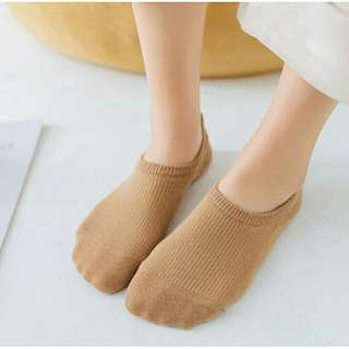 Candy Color Cotton Socks