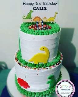Homemade & Customize Cake