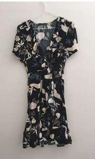 Tokito ruffled dress