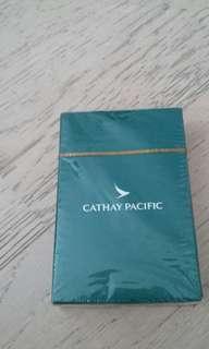 全新未開封國泰航空Cathay Pacific play card 啤牌子樸克