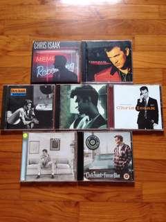 Chris Isaak CDs