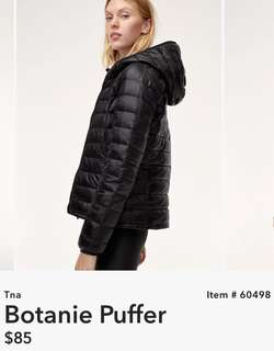 Botanie Jacket size Medium