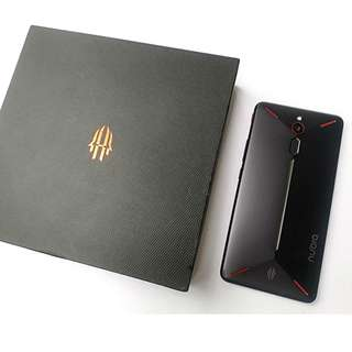 ZTE Nubia Red Magic 128 Gig 8 Gig RAM Ultimate Gaming Phone