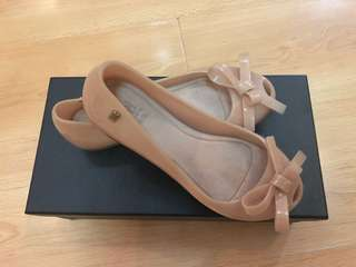 Preloved Melissa Girl Ballet flats