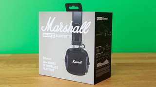 Major Marshall 3 Headphones (Bluetooth)