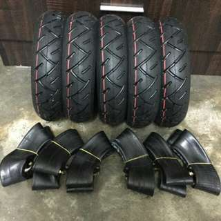 Scooter CST tube/tire