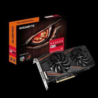 Gigabyte RX 560 4Gb OC