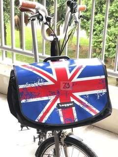 Flap (Union Jack) for Brompton S Bag