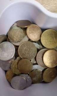 多種舊外幣