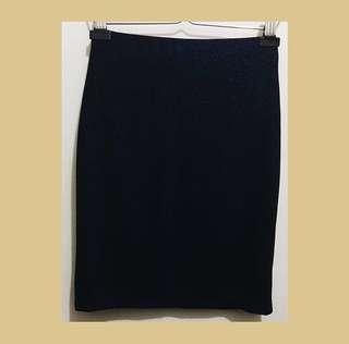 GTWParty knee length pencil skirt