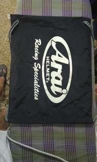 Arai  Bag for raincoat
