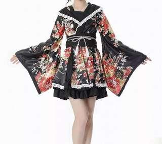 Lolita Cosplay Kimono