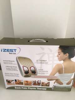 Izest back massager back zen