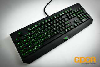 Razer black widow ultamate