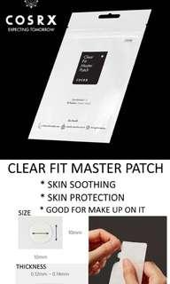 Cosrx Clear fit Master patch 18pcs