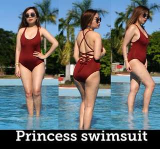 Princess 8 in 1 Swimsuit