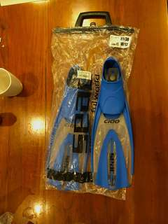 Swim fins for kids