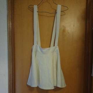可愛短裙連帶