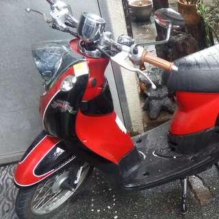 Yamaha fino 2014 not mio soul amore