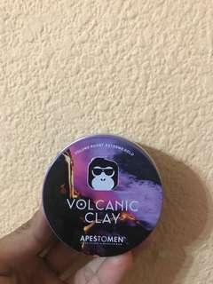 Volcanic Clay