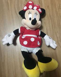 Minnie Mouse stuff toy Repriced !!!