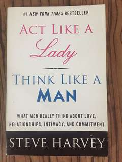 Act Like a Lady, Think like a Man Repriced !!!