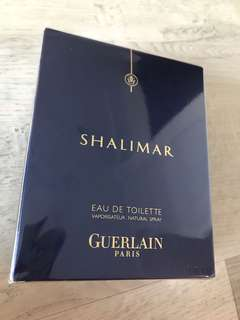 Shalimar edt natural spray Guerlain Paris perfume