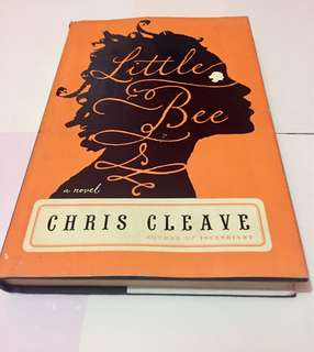 Little Bee by Chris Cleave ( hardbound)