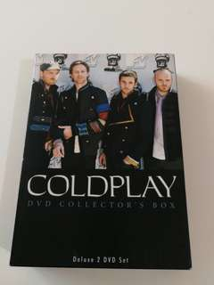 Coldplay Collector's Box Set