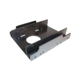 2.5-inch SSD/Hard Drive to 3.5-inch Bay Plastic Tray Mount Adapter Kit