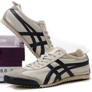 Onitsuka Tiger Mexico 66 Birch/ Indian Ink Latte