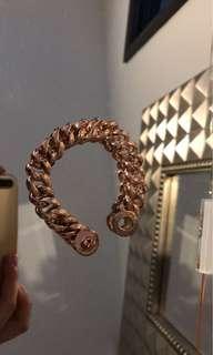 Mimco rose gold bracelet