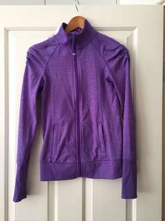 Lorna Jane Purple Jacket- XS