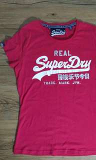 Superdry 女裝 s碼 正品