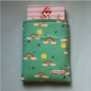 Day Clouds Book Sleeve