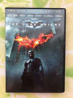 DVD Movie - The Dark Knight