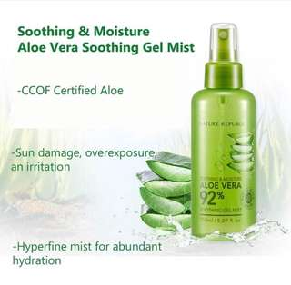 Nature Republic Soothing Gel Mist